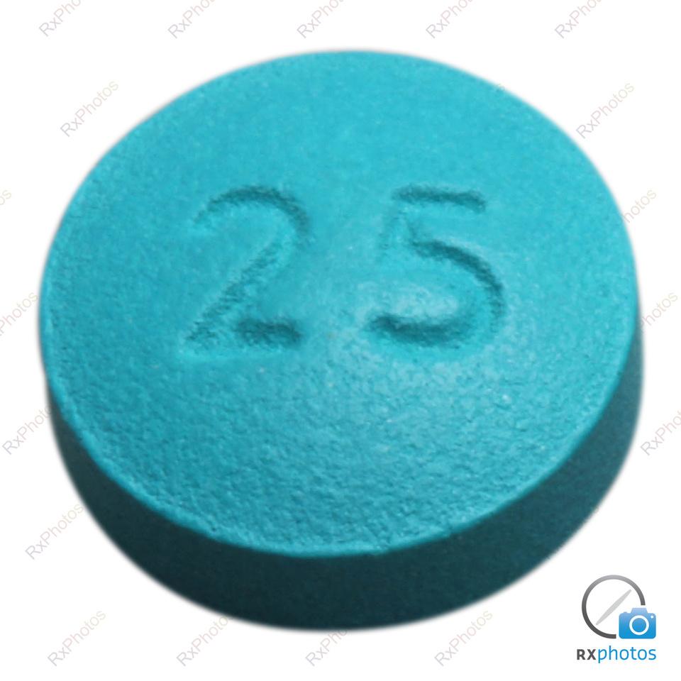 Jamp Hydralazine comprimé 25mg