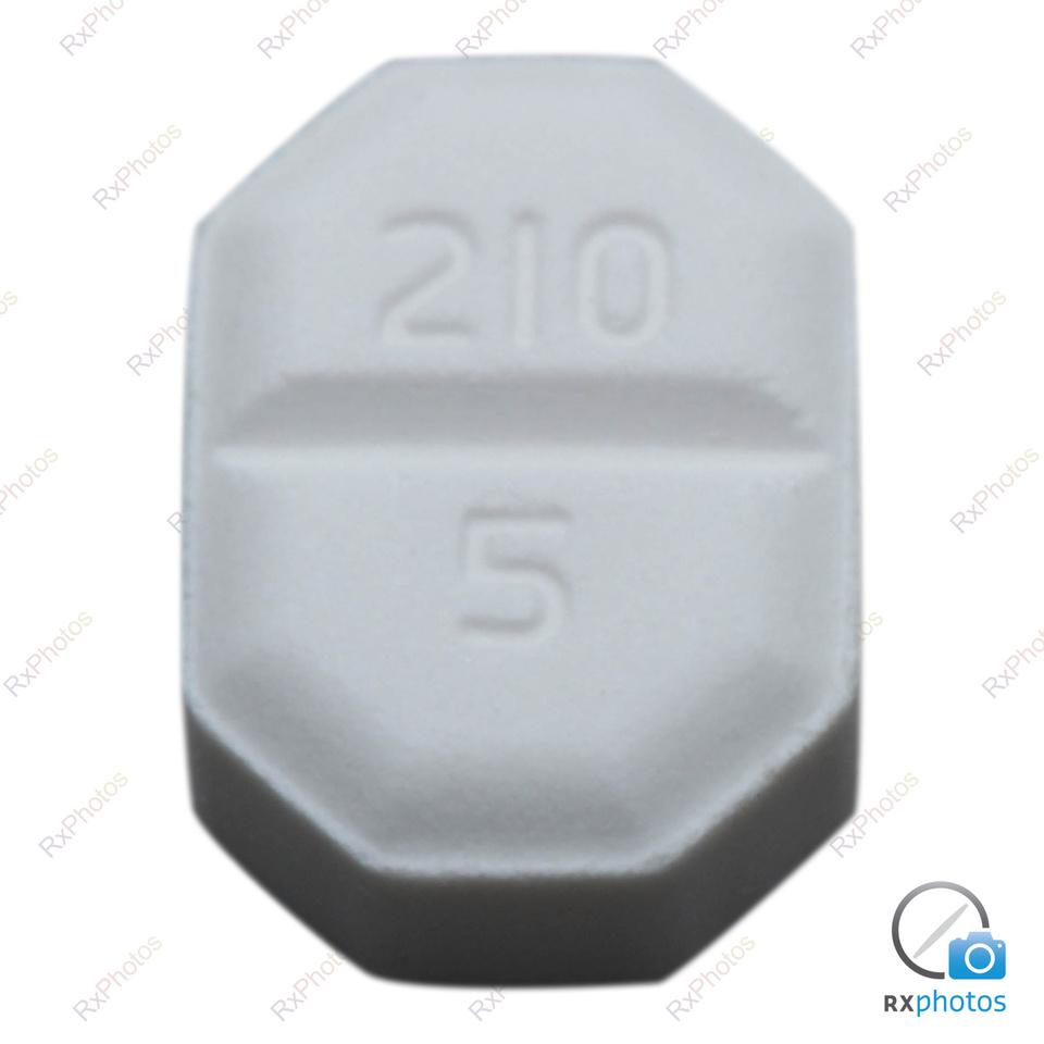 M Amlodipine comprimé 5mg