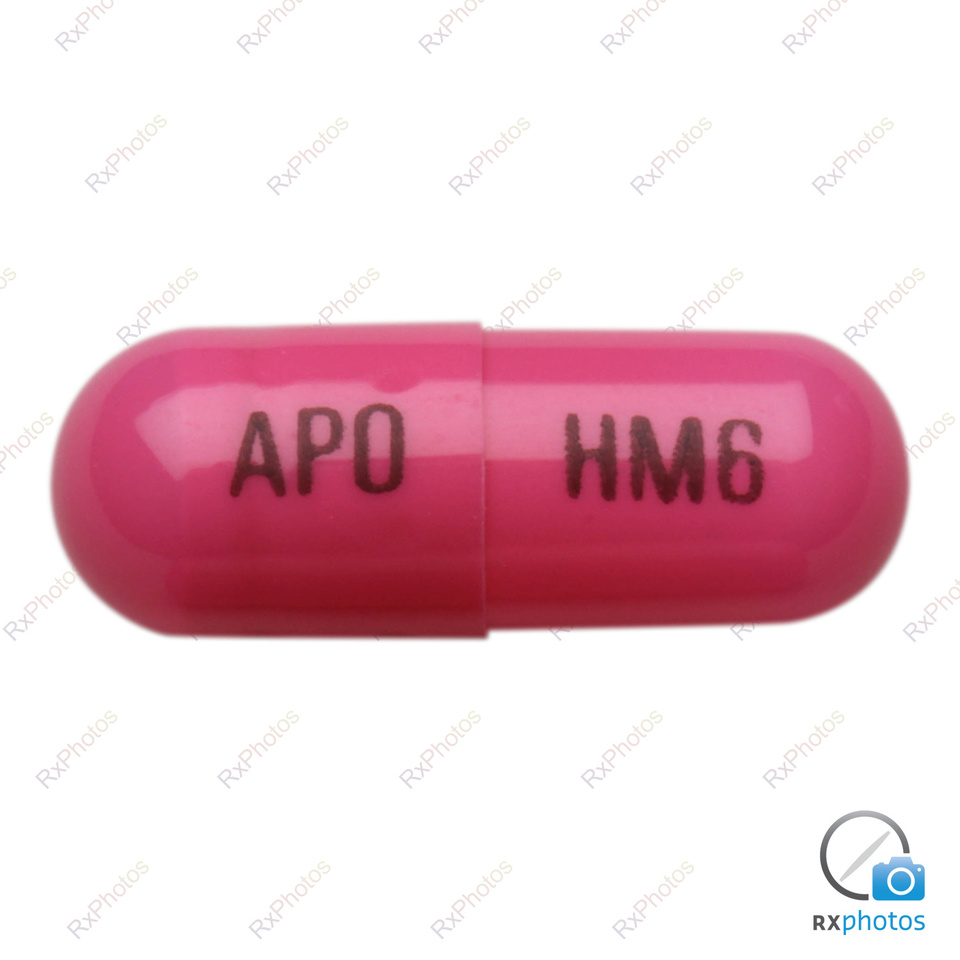 Apo Hydromorphone CR capsule-12h 6mg