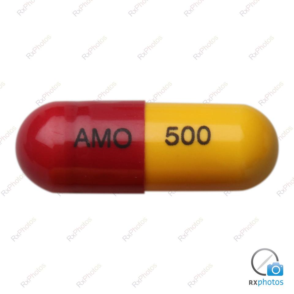 Ag Amoxicillin capsule 500mg