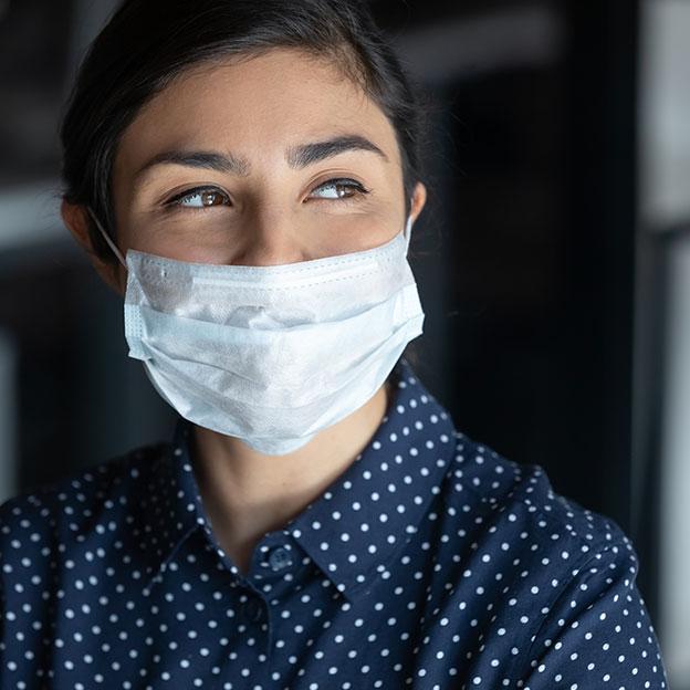 Mascné : éviter les problèmes de peau liés au port du masque