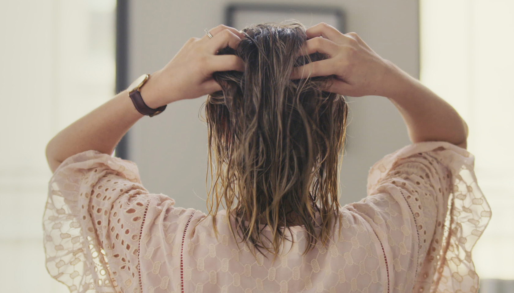 How to get back to your routine with healthy, beautiful hair