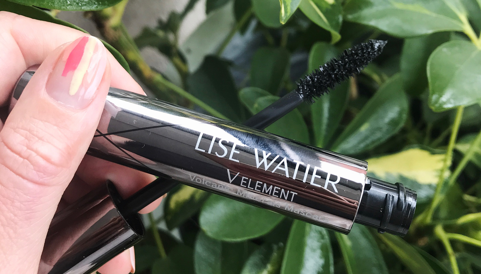 Mascara for maximum volume