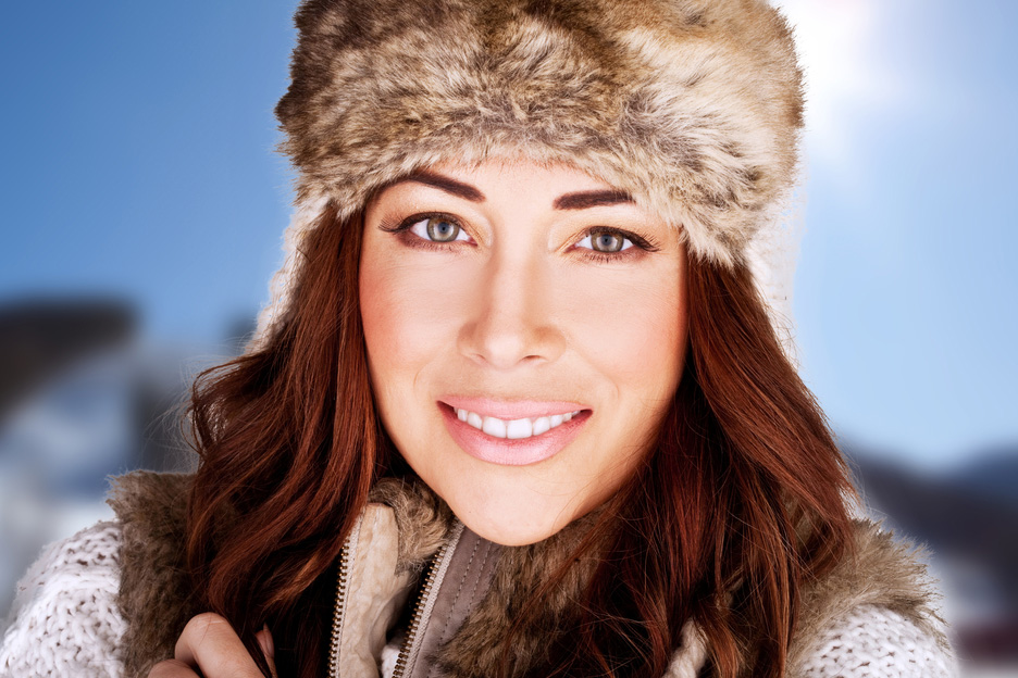 Get glowing… even in winter!