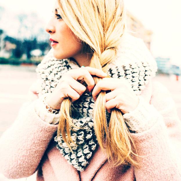 4 astuces pour prendre soin de vos cheveux en hiver