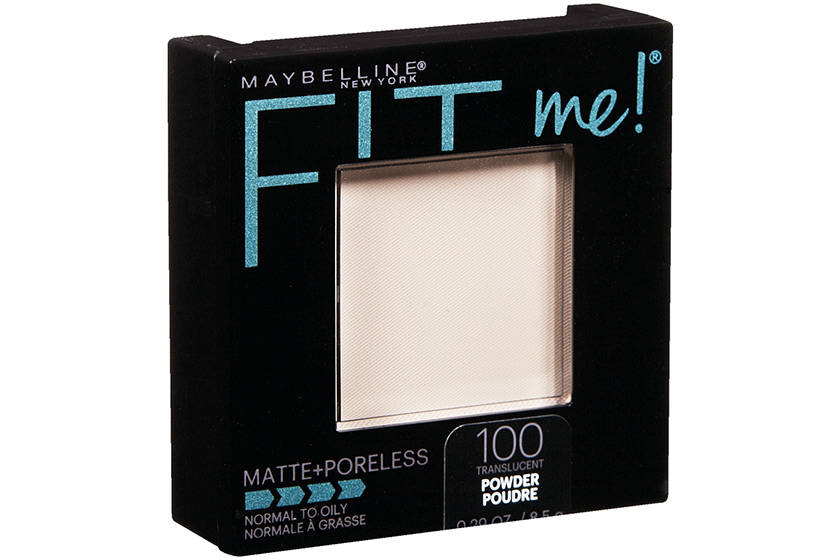 Maybelline Fit Me! Matte + Poreless Powder Foundation Translucide