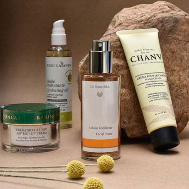 Ingrédients naturels: 5 marques beauté incontournables