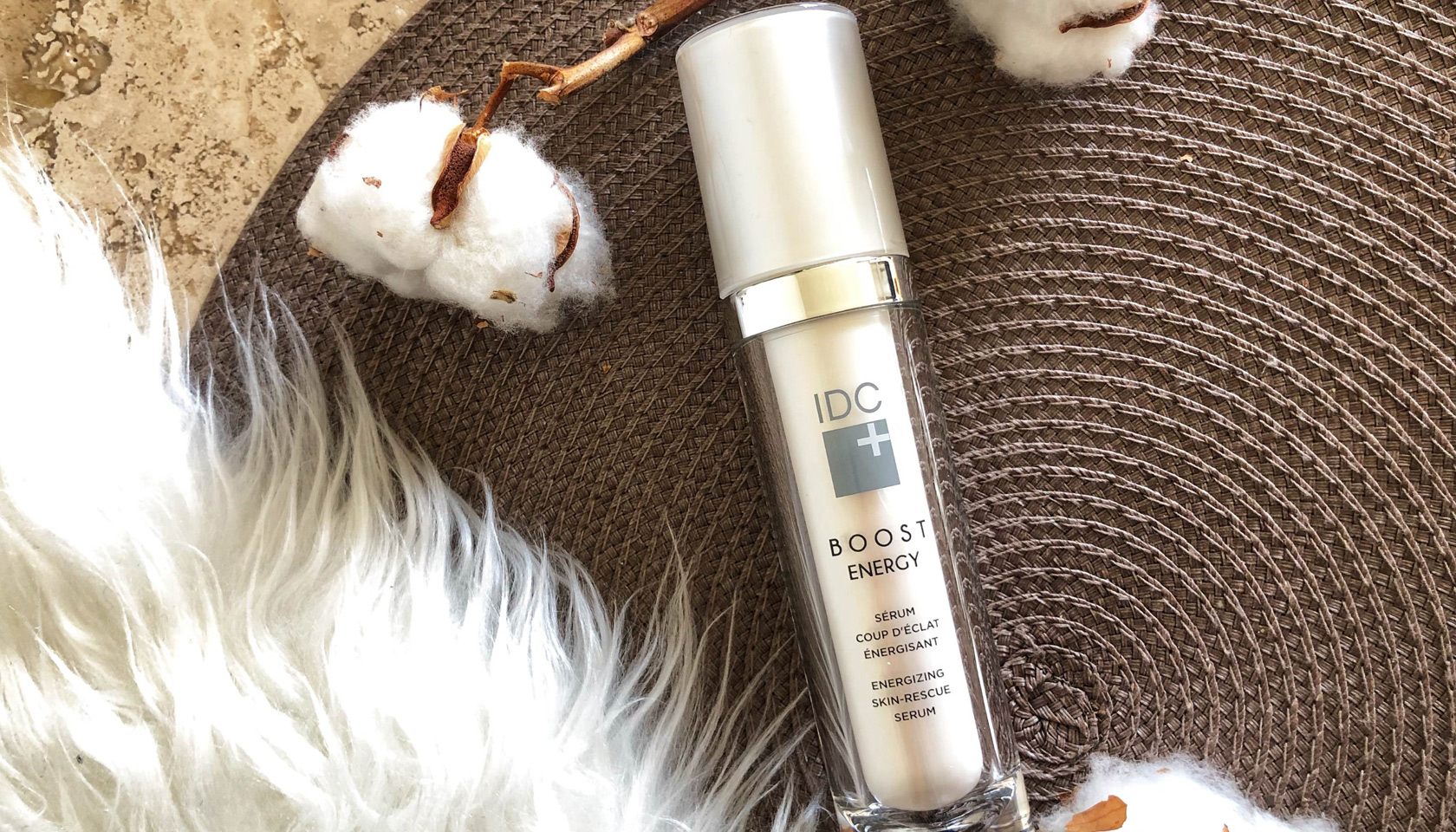 IDC Regen Boost Revitalizing & Energizing Skin-Rescue Serum