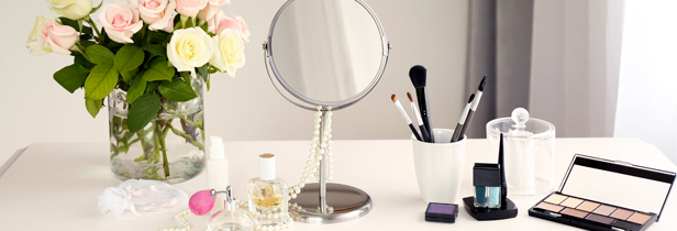 Think of your beauty routine as a ritual