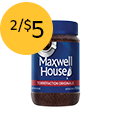 Maxell House - 2 for $5