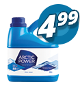 Artic power 3,96L - 4,99$(2)
