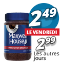 Maxwell House - 2,49$