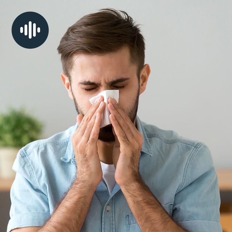 Faites un pied de nez aux allergies saisonnières