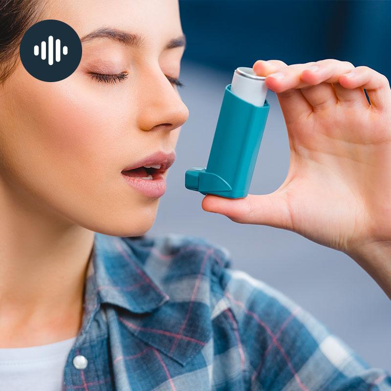 Asthme : des symptômes aux traitements