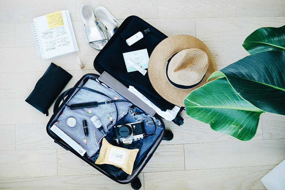 4 health essentials to take on vacation