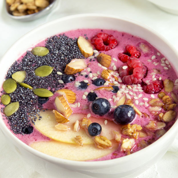 4 healthy and fun brunch ideas
