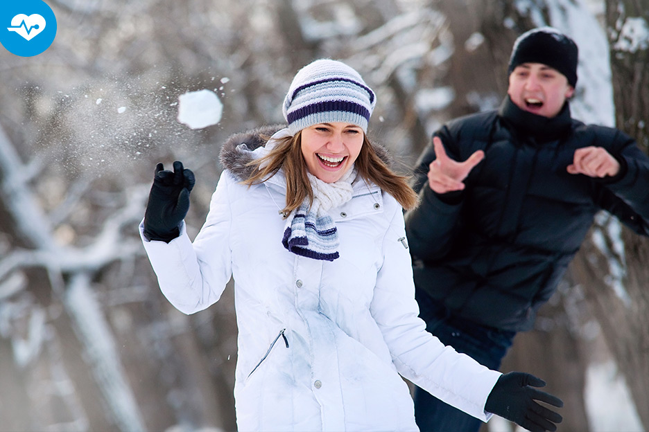 5 winter activities to help you stay active this season