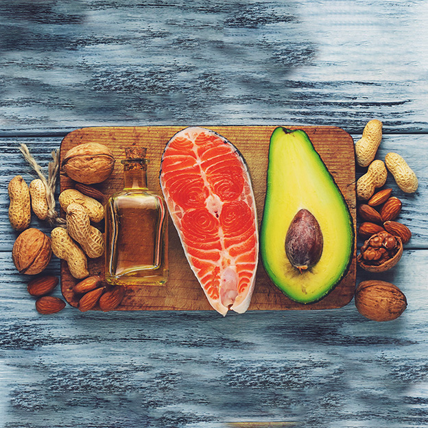 The benefits of omega-3 fatty acids
