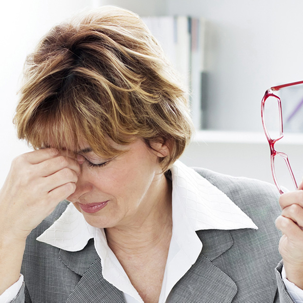 Hot flashes in menopause: more than just a heat wave