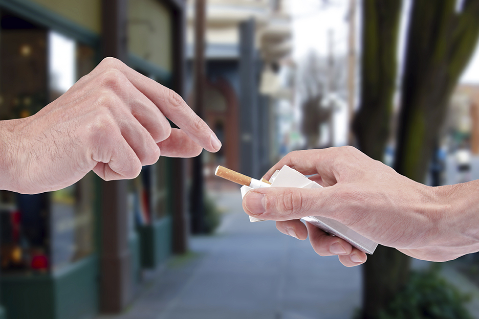 Quitting smoking: an essential step to taking charge of COPD