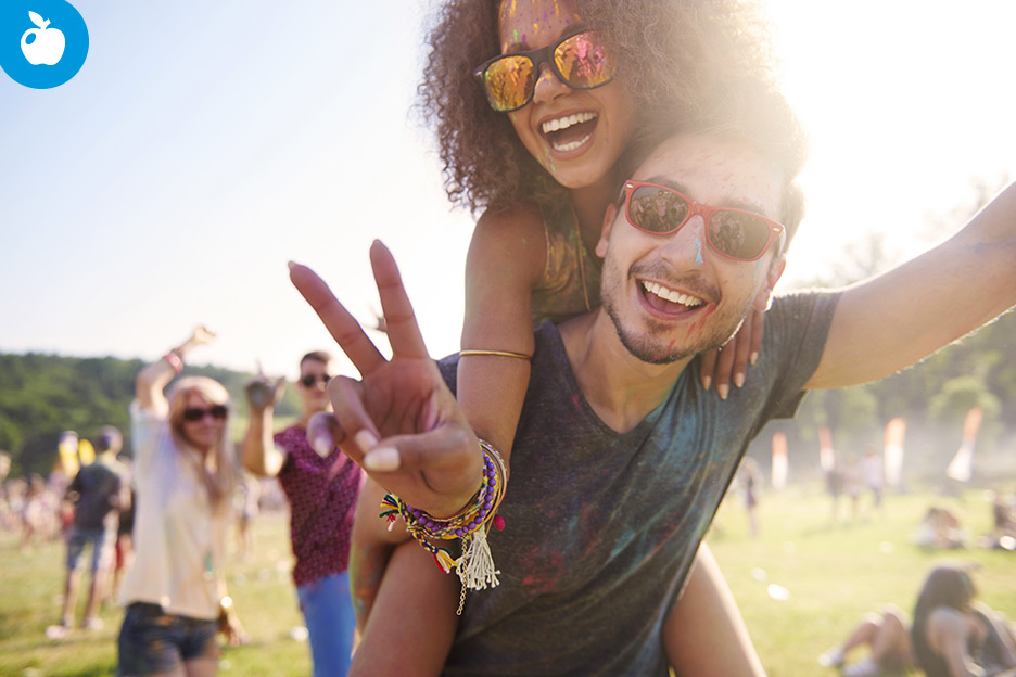 5 snacks to bring to festivals