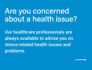 Are you concern about a health issue?