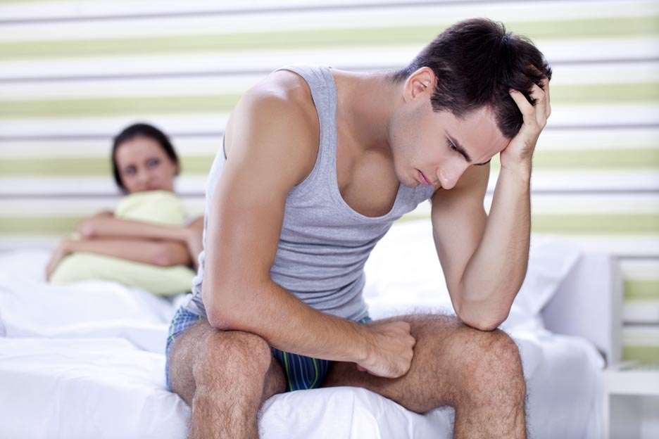 5 Potential Causes of Erectile Dysfunction