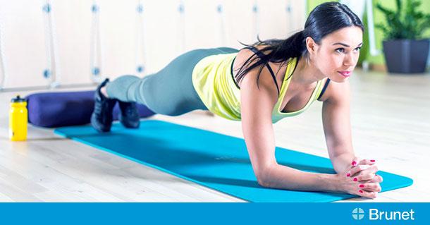3 Exercices Faciles Pour Un Ventre Plus Plat Brunet