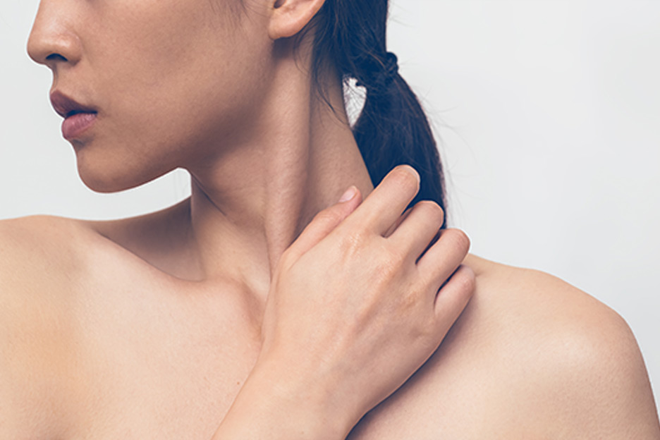 5 exercises to tone your neck