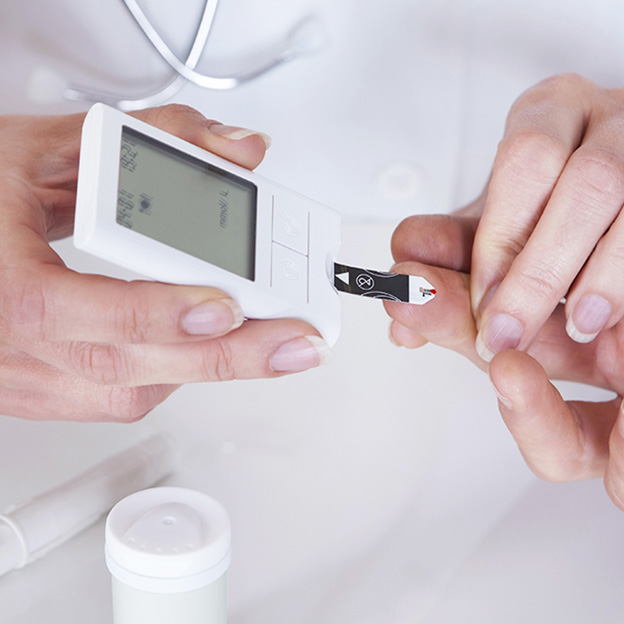 The importance of monitoring blood-glucose levels