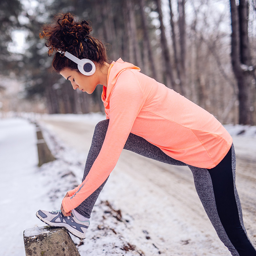 Running: who can do it and why?