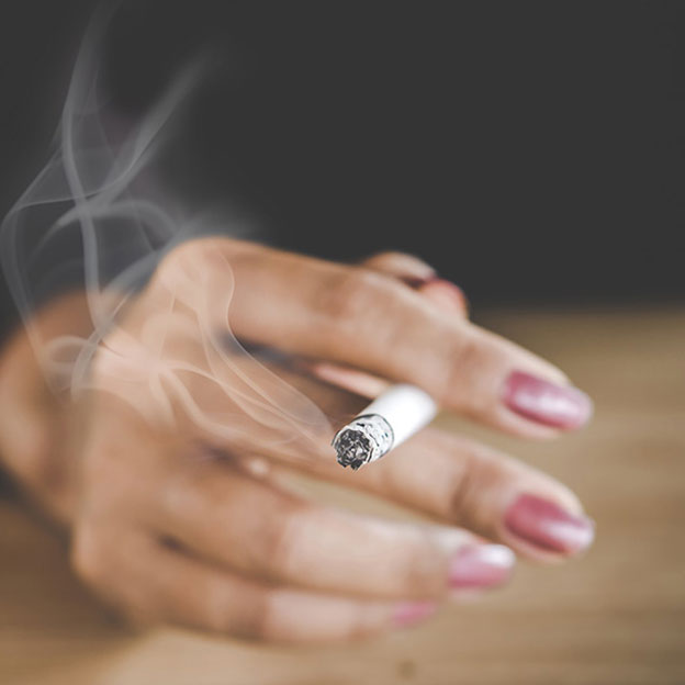 The harmful effects of smoking on health and well-being
