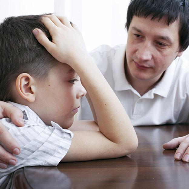 Nausea and vomiting in children