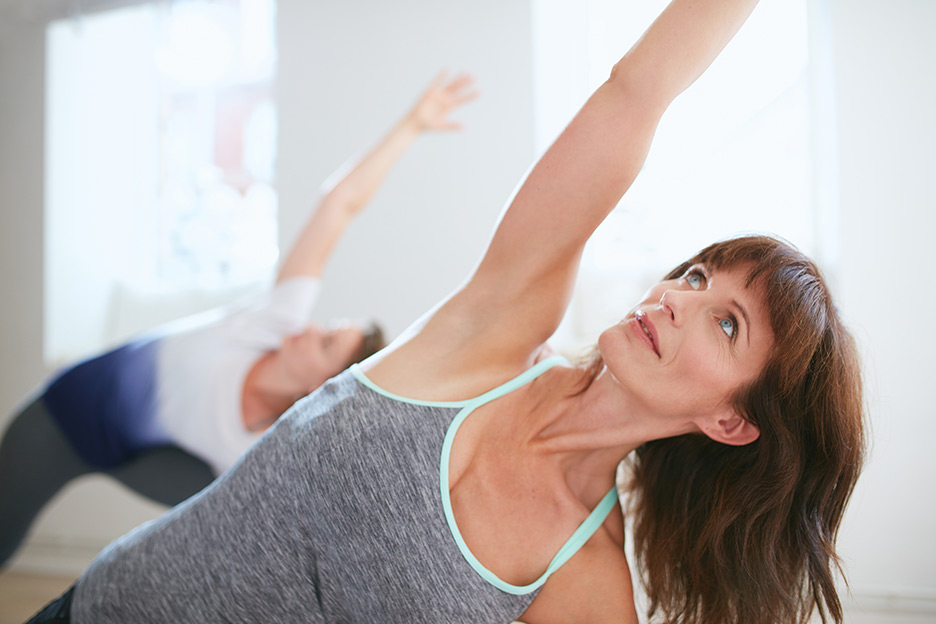 5 exercises to strengthen your muscles quickly | Brunet