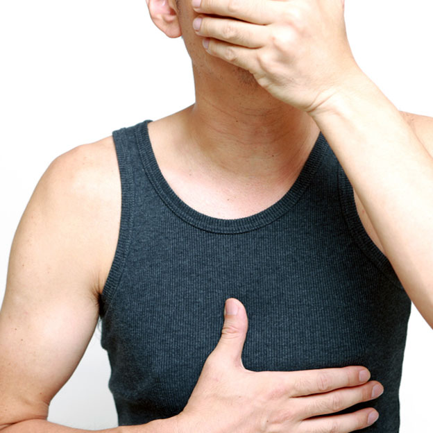 Gastroesophageal reflux: when acid ruins the day